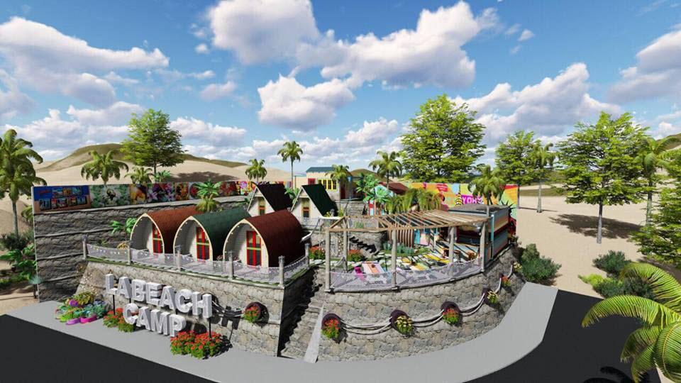 Dự án homestay LA Beach House