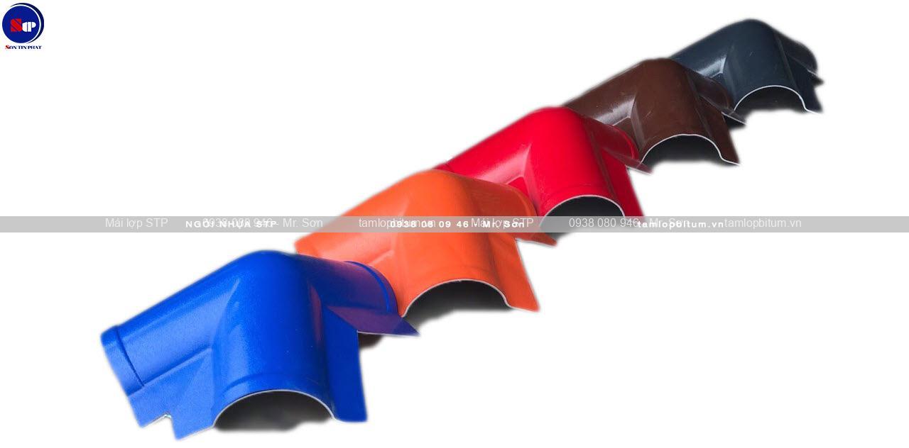 Tấm lợp nhựa sóng ngói STP cao cấp